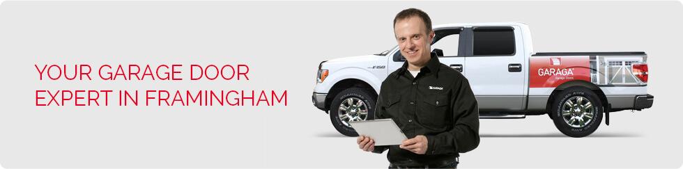 Banner Your Garage Door Expert In Framingham