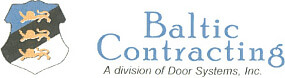 Baltic Contracting logo