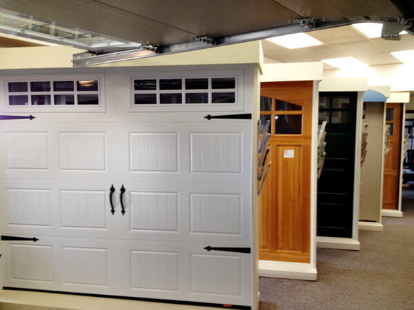 Standard+ North Hatley SP Garage Door