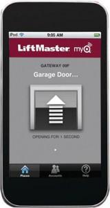 Garage Door Opener App >> Control Your Garage Door From Anywhere With Your Smartphone Door