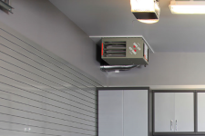 Keep Your Garage Nice and Cool During the Hot Weather